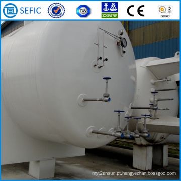 Tanque de armazenamento de CO2 líquido industrial de baixa pressão 2014 (CFL-20 / 2.2)