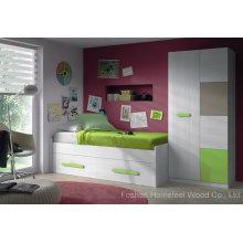 Mobília de quarto para crianças de design simples (HF-EY08101)