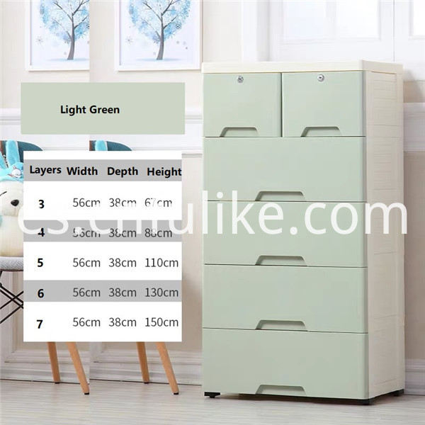 Thickened Drawer Cabinet