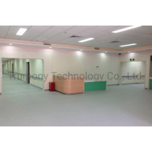 Hospital Laboratory Dedicated Clean Room Aluminum Composite Sandwich Panel for Wall Roof Ceiling