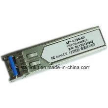 Émetteur-récepteur à fibre optique SFP-1.25g-Ex de tiers compatible avec les commutateurs Cisco