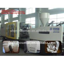 Pet máquina de moldagem por injeção, tela Multi para escolha Imported mundialmente famoso componente hidráulico