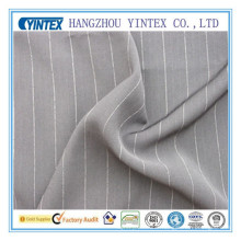 Polyester Printed Lines Fabric for Textiles