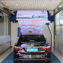 Lave-auto automatique sans balais leisu wash 360