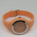 Reloj de lujo Japón Movt Sikucone Plastic Girls