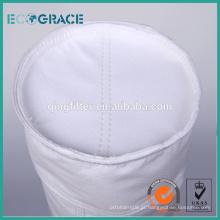 Filtro do saco da fibra de vidro da coleção da poeira da central energética (120 * 3600)