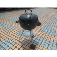 Outdoor Black Barbecue Kamado Grill