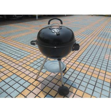 Barbecue extérieur noir Kamado Grill