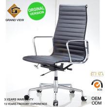 A versão orginal com nervuras couro cadeira de escritório executivo (GV-EA119)