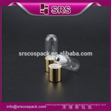 Mini Pocket Roll Em Produtos Uso Pessoal 3ml Vazio Frasco De Perfume De Vidro