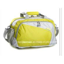 Gelbe Fitness Freizeit Reisetaschen