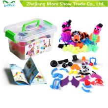 600+ Megapack DIY Puzzle Educational Festival de Noël Cadeaux d'anniversaire pour enfants Thorn Ball Toys
