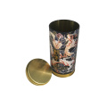 Conditionnement de thé Wholeslae Tea Tin Container Box Pacakging