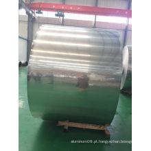 Bobina de alumínio finish 1060 alumínio para indústria de iluminação