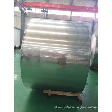 Acabado de espejo 1060 Bobina de aluminio para la industria de la iluminación