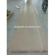 Teflon de poliéster de impresión al por mayor de fábrica de China recubierto de tela