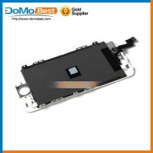 Écrans LCD pour téléphone portable aucun pixel mort d'affichage lcd, lcd rond pour iphone 5 s