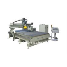 Маршрутизатор CNC с системой автоматического инструмента смены/8tools/ЛНК