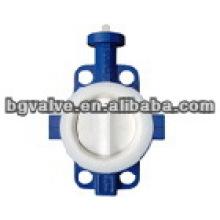 Válvula de porta de serviço de água