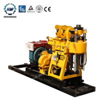 200m hydraulic diesel Water Well rock drill rig Machine