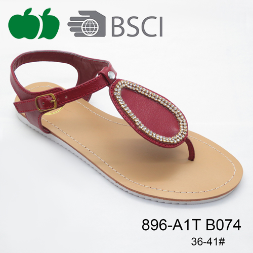 sandals with diamond