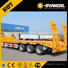 Brand New 2 axle container semi trailer for sale