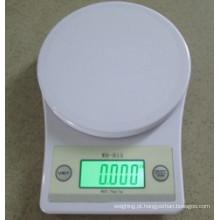 Balança de cozinha digital LCD com retroiluminação B15L