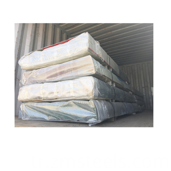 Galvanized Corrugated Metal Sheet for Roofing Panel Sheet
