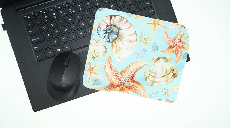 Custom Multi Function Mouse Pad Cloth