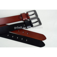 wholesale man's classical genuine leather belt from zhejiang province