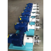 Single Stage Inline High Shear Mixer