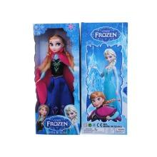 Venta al por mayor juguete plástico de la manera de 11.5 pulgadas Anna Doll (10226107)