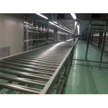 Stainless Steel Motorized Roller Conveyor System