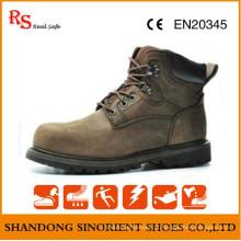 Calçados de segurança Goodyear Welt de alta qualidade com certificado CE RS606