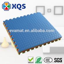 Esteira de jogo de quebra-cabeça de espuma com textura
