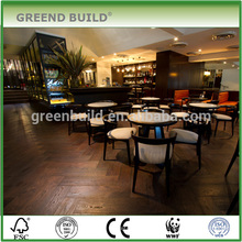 Class B1 Fire resistant flooring for hotel Hardwood flooring