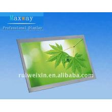 quadro estreito display de publicidade de 15,6 polegadas lcd