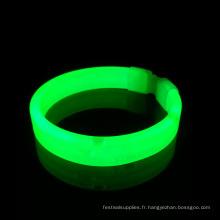 bracelet plat lueur