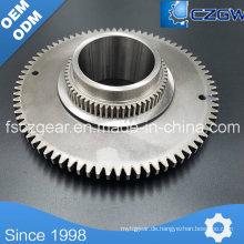 High Precision Customized Getriebe Getriebe Duplex Getriebe für verschiedene Maschinen