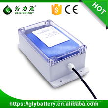 Geilienergy OEM ODM Professional Custom capacity 60A 12v 24v 100Ah solar storage li ion battery box for solar system