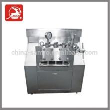 flavored milk homogenizer,200/250bar pressure