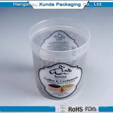 Ice Cream Plastic Container Customizing