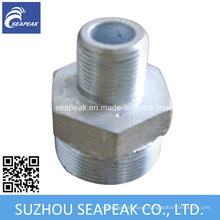 Carbon Steel Ground Joint Coupling-Male Spud