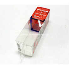 UV-Offsetdruck PET/PVC/PP Soft Crease Kunststoff-Box (PP-Geschenk-Paket)