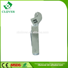 9 in 1 multi function stainless steel hand wrench tool