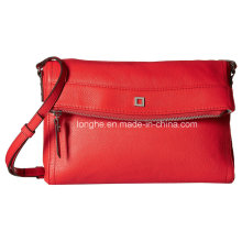 New Arrival PU Leather Ladies Fashion Crossbody Bag (ZXS0125)