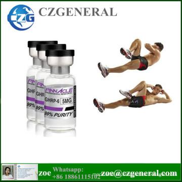 G2 / G6. Cjc 1295 + Ghrp2 (5 mg) / Ghrp6 (2 mg) = Efecto