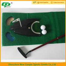 Electromotion automático Golf Ball Return Putting para el hogar