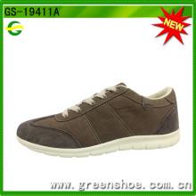 Hommes Confortable Vente Chaude Chaussure Décontractée (GS-19411)