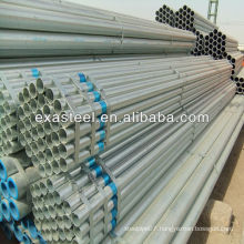 Galvanized Steel Pipe, Round Pipes, Welded Pipes